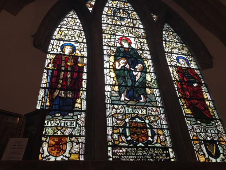 University Church Oxford