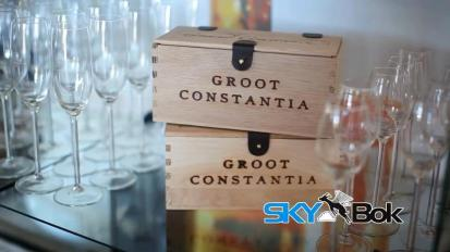 Groot Constantia Wine Estate in Cape Town, South Africa