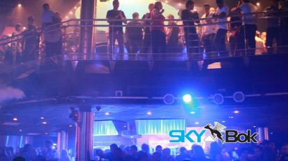 Friar Tucks Nightclub in Grahamstown, South Africa