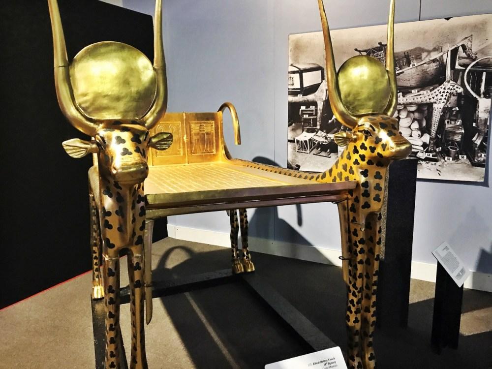 Tutankhamun Artifacts