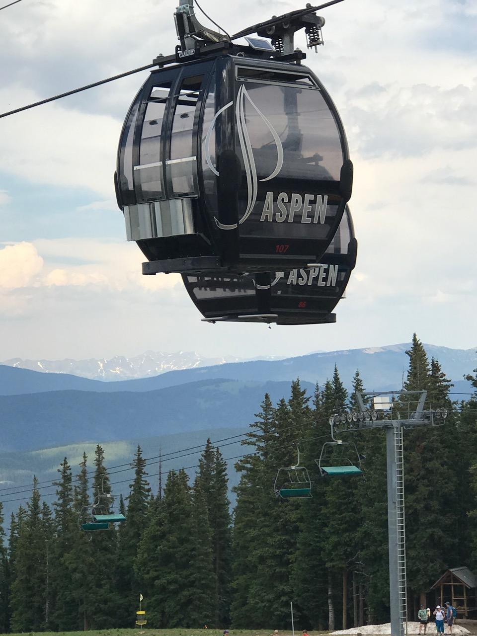 Aspen Snowmass Ski Lift
