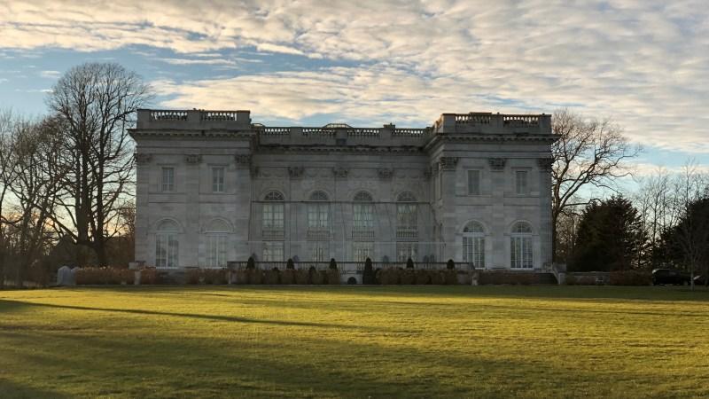 The Elms Mansion, Newport