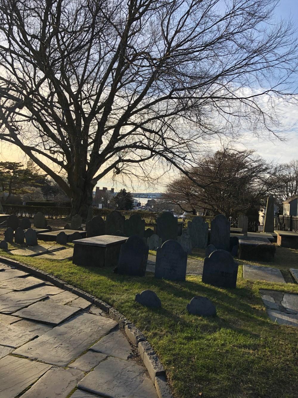 Cemetery Newport