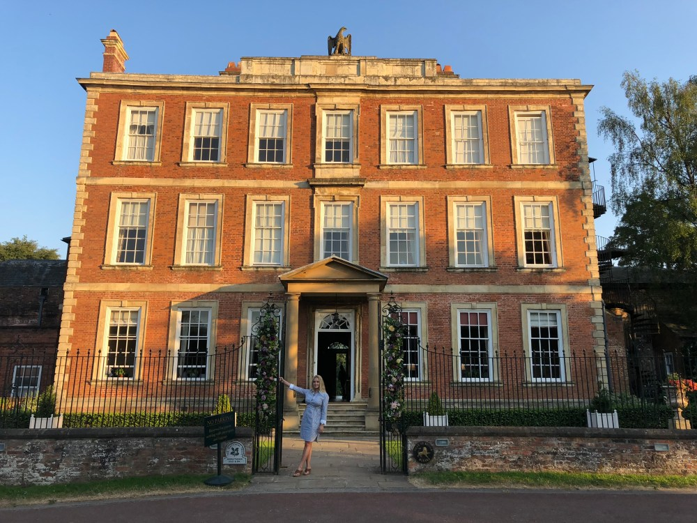 English Historic Country Homes Hotels