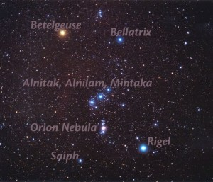 Orion alignment