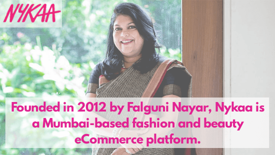 Steadview Capital Invests Rs. 100 Crore in Fashion And Beauty Ecommerce Platform Nykaa
