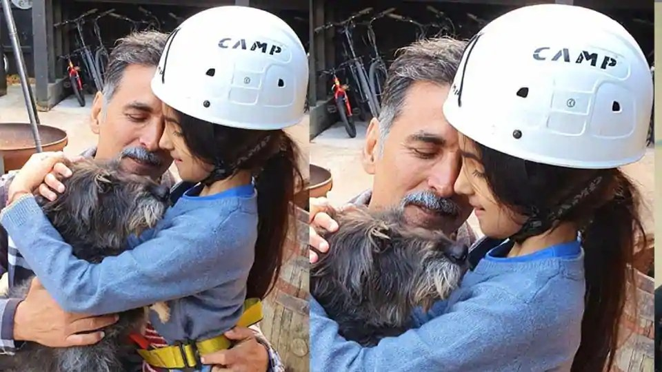 Akshay Kumar shares adorable Daughter's Day post for Nitara: 'You are my definition of perfect