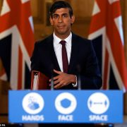 Boris Johnson abandoned plans for a second national lockdown over fears Rishi Sunak could QUIT