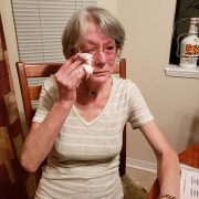 Elaine Arbeau, 67, from Whitby, Ontario, was left in tears after being turned away from bingo