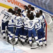 Lightning strikes! Tampa Bay wins its second Stanley Cup with a 2-0 Game 6 win over the Dallas Stars