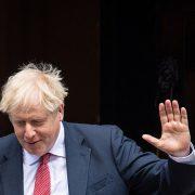 Boris Johnson has led the UK