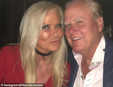 Roemer, 57, shared the home with her husband Lamar, a former tennis pro who made a fortune in the oil industry
