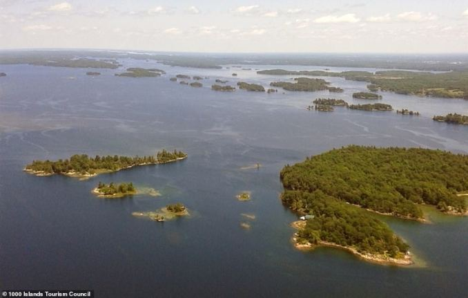 Charming names of islands in the chain include Honey Bee Island, Chimney Island, Friendly Island and Comfort Island