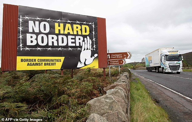 MI5 carried out an investigation into the terrorism threat linked to 'installations or infrastructure at the border' with the Irish Republic