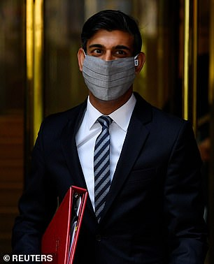 Rishi Sunak made an 11th-hour intervention to delay the announcement of a new three-tier Covid alert system, the Telegraph reports.