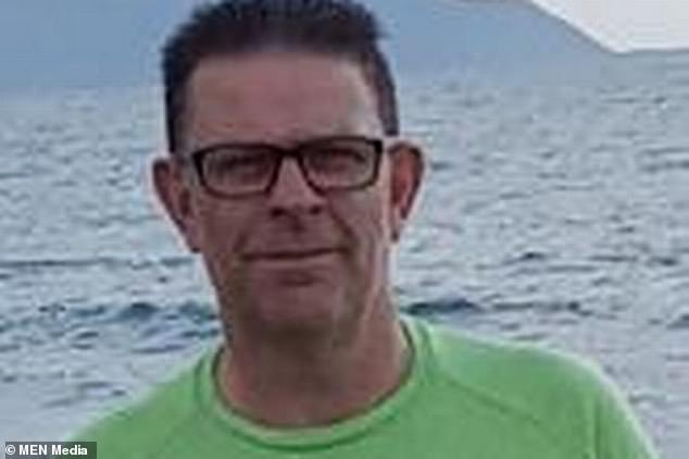 Robert Wilson, 53, was brutally attacked after investigating youths outside his work