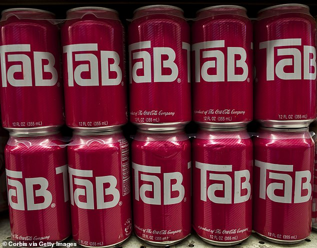 Tab became a cultural icon in the 1970s and 80s before fizzling out after the company released Diet Coke in 1982