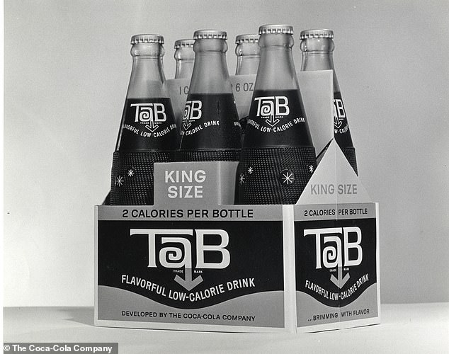 Coca-cola produced several Tab variations over the years including root beer and ginger-ale flavors