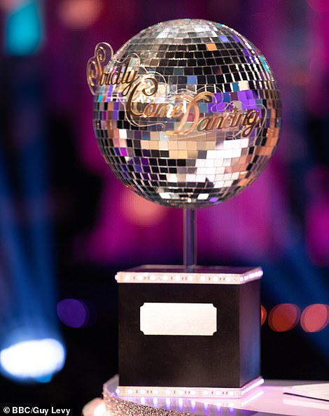 Competitive: This year will see 12 celebrities compete to win the coveted Glitterball trophy