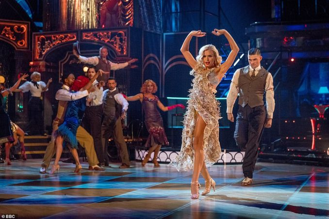 Back soon:Strictly Come Dancing 2020 will return on Saturday, October 17th at 7:50pm on BBC One
