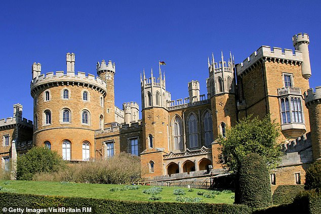The duke lives at Belvoir Castle - however, it is pronounced beaver