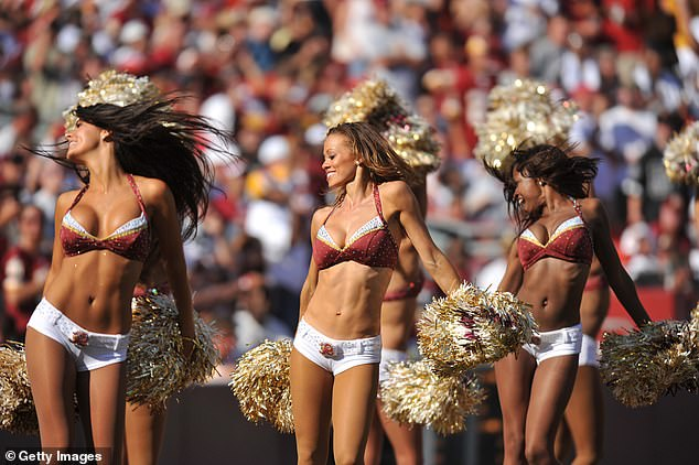 Former cheerleaders for the team fear that the Redskins will cancel the program instead of holding officials accountable, similar to what the Buffalo Bills did in 2014
