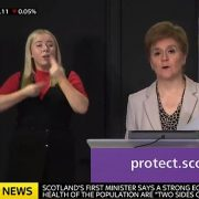 Nicola Sturgeon trolls Boris over SAGE spat
