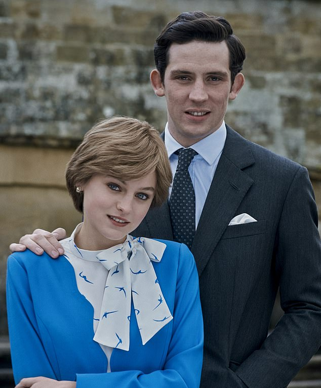 The problem with The Crown is that the settings and set pieces are all so familiar (Charles and Di's infamous 'whatever love means' interview and so on)