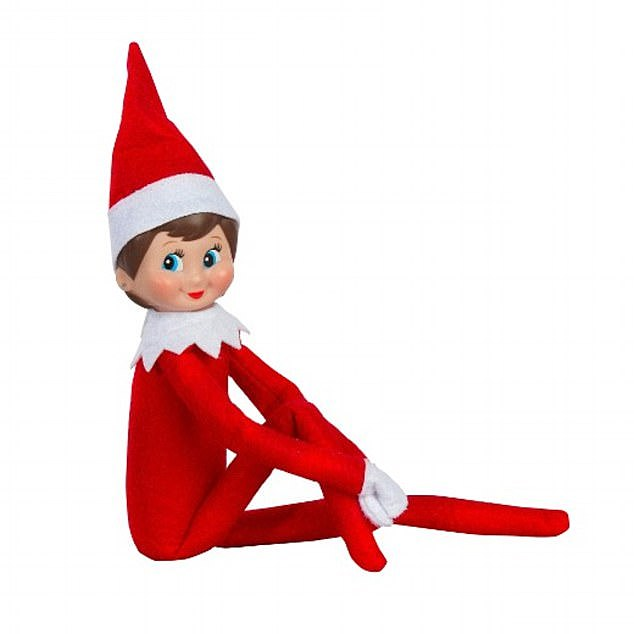 In an interview ahead of his spending review on Wednesday, he mentioned Rocky, an elf-on-the-shelf toy who comes out every December to make sure his two children are behaving