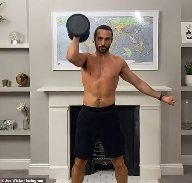 Business:The Body Coach star, 35, has set up a new company called Joe Wicks Group Limited, according to accounts filed at Companies House