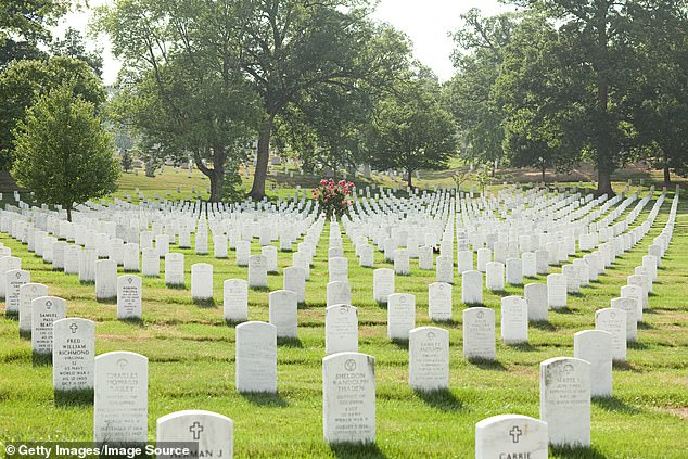 Back in September, the Defense Department sought feedback on potential plans to restrict who could be buried at Arlington, saying that they were fast running out of space