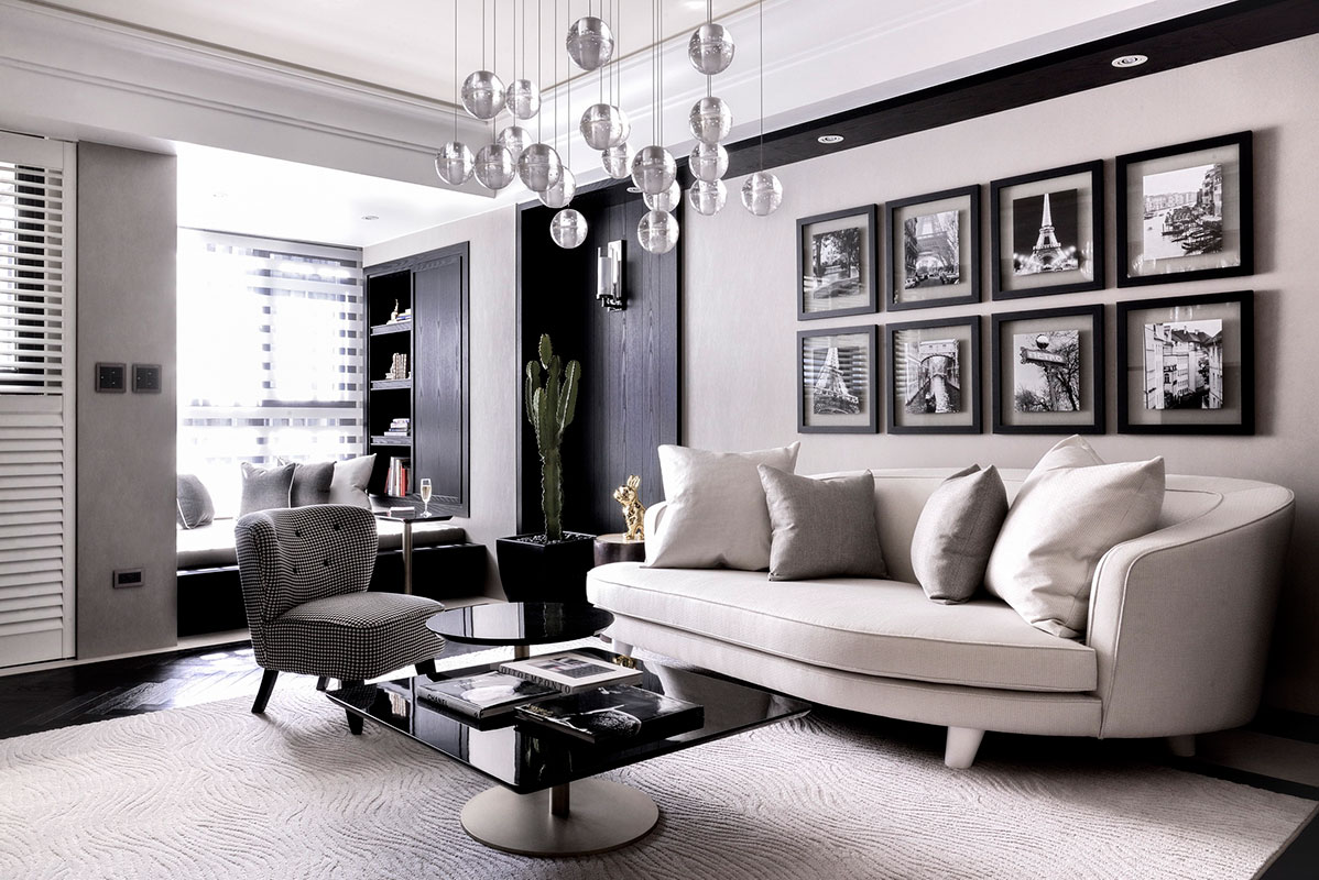 Interior Design Idea #08 New York, New York. Elegant