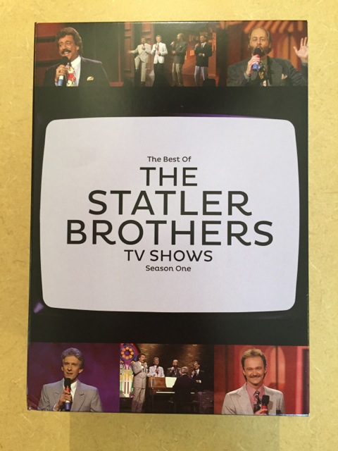 The Statler Brothers The Best Of The Statler Bros Show