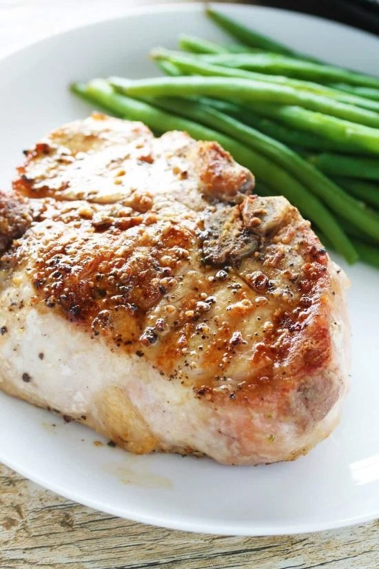 Recipe Center Cut Rib Pork Chops : recipe, center, chops, Perfect, Thick, Chops