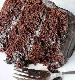 the most amazing chocolate cake recipe pin [ 2848 x 4272 Pixel ]