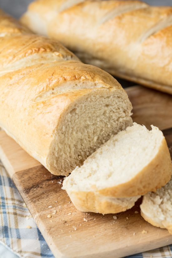 perfect homemade french bread