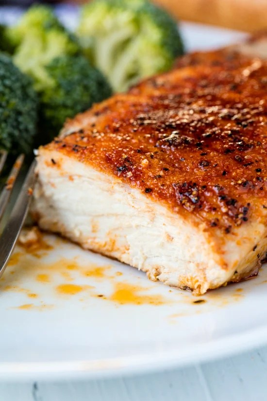 They call pork the other white meat for good reason. Easy Baked Pork Chops
