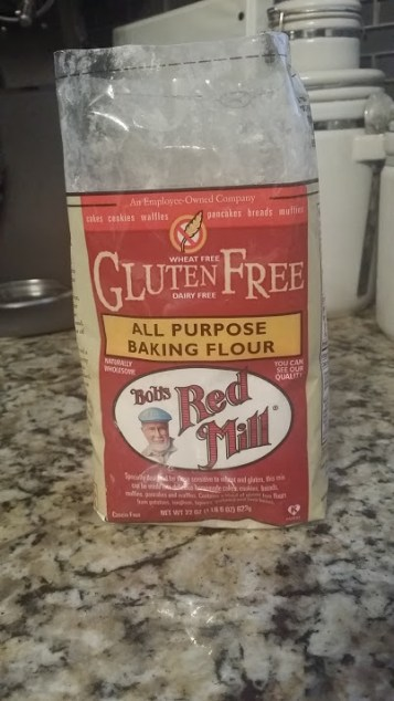 Bob's Red Mill GF AP Flour