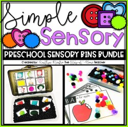 Simple Sensory - BUNDLE cover