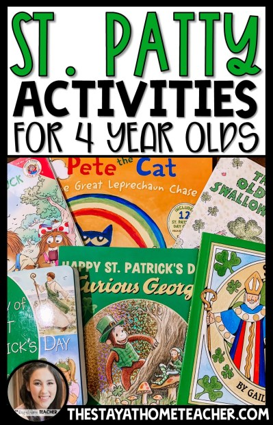 3St Patty Activities for 4yo2