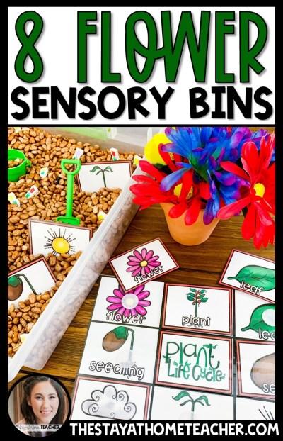 4Flower Sensory Bins2