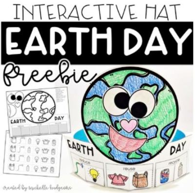 Earth Day Interactive Hat