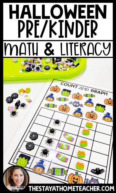 halloween kindergarten centers