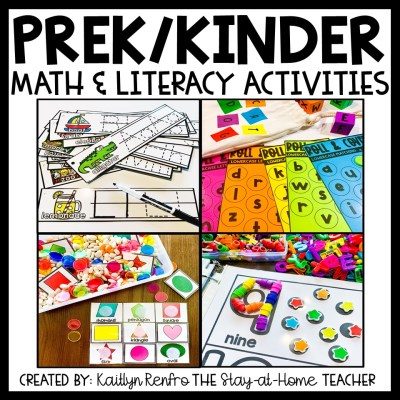 Math and Literacy Bundle