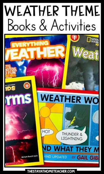 weather books pin
