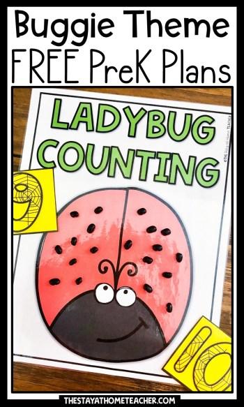 buggie preschool plans pin