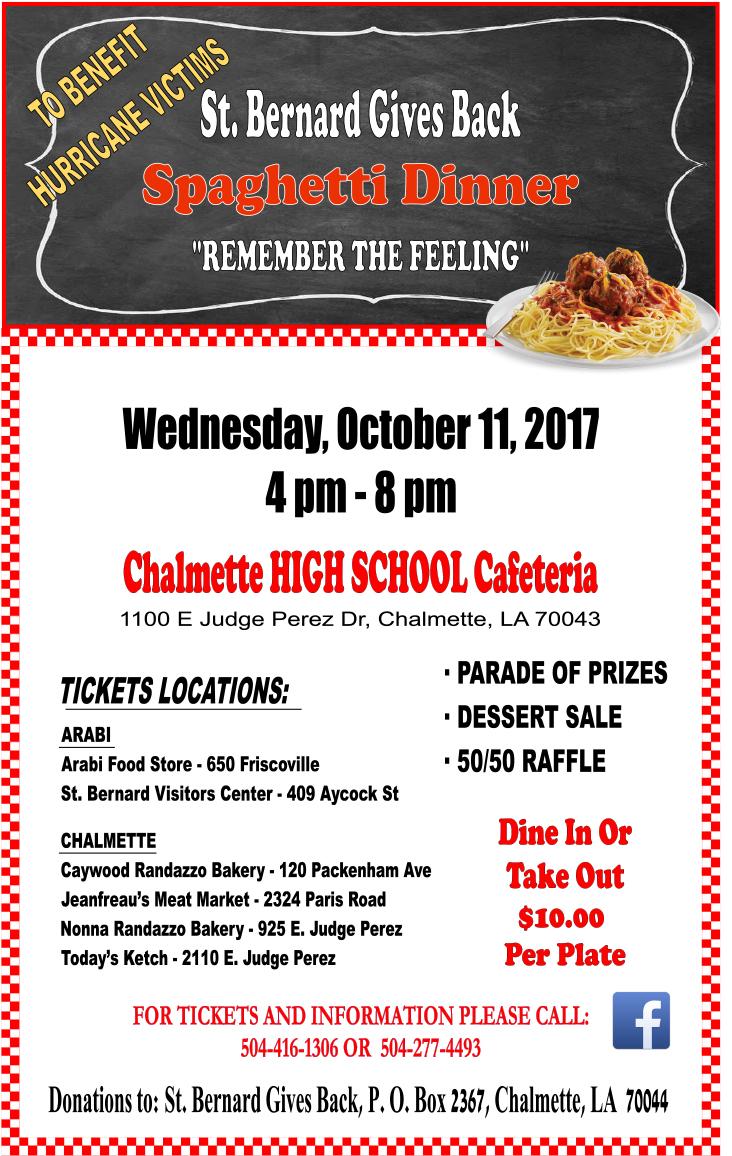 Chalmette High School Cafeteria