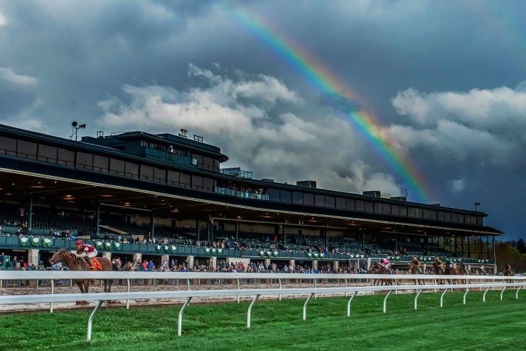 Keeneland rainbow