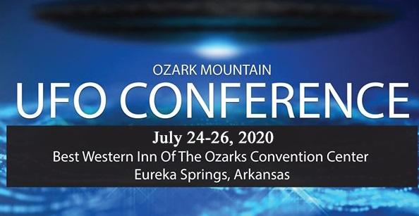33rd Annual Ozark Mountain UFO Conference