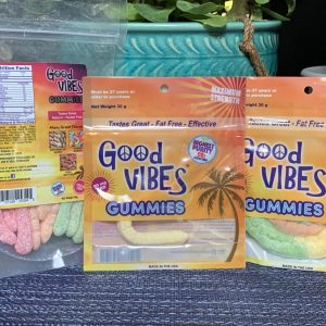 Good Vibes Gummies